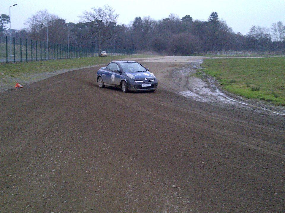 Stage à l'Académie du Sport Automobile de la FFSA