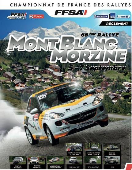 Rallye du Mont Blanc 2013