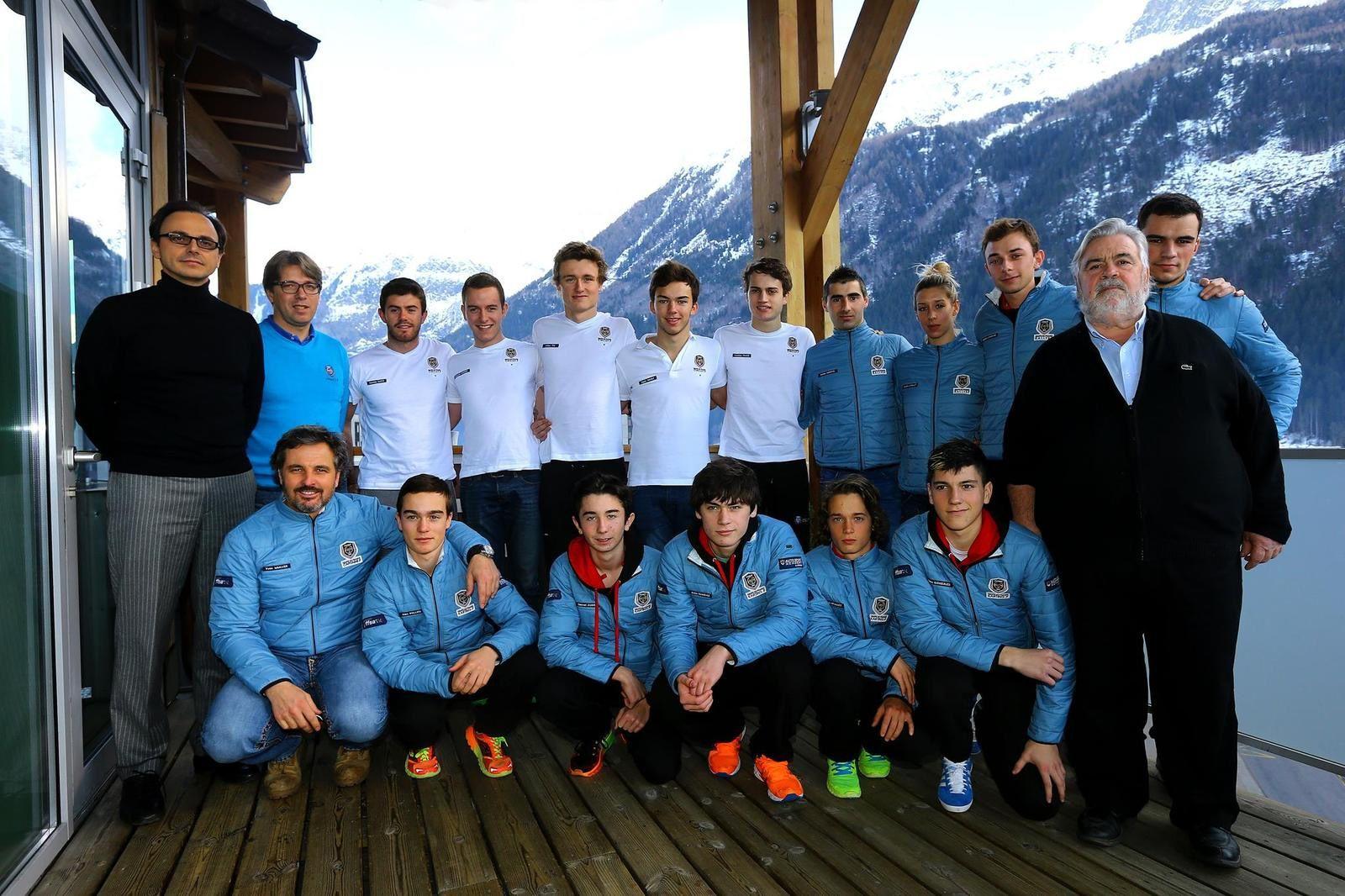 Equipes de France FFSA
