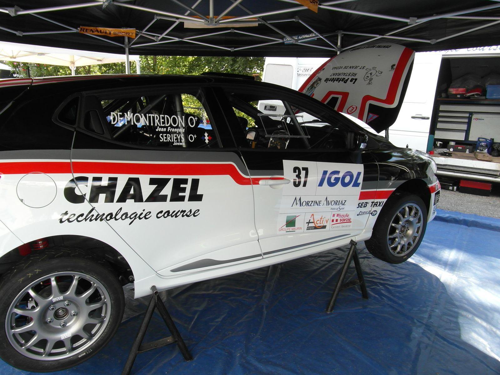 Rallye Mont Blanc Morzine 2014
