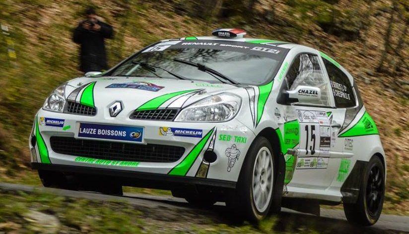 Jérémie Serieys vend sa Renault Clio R3