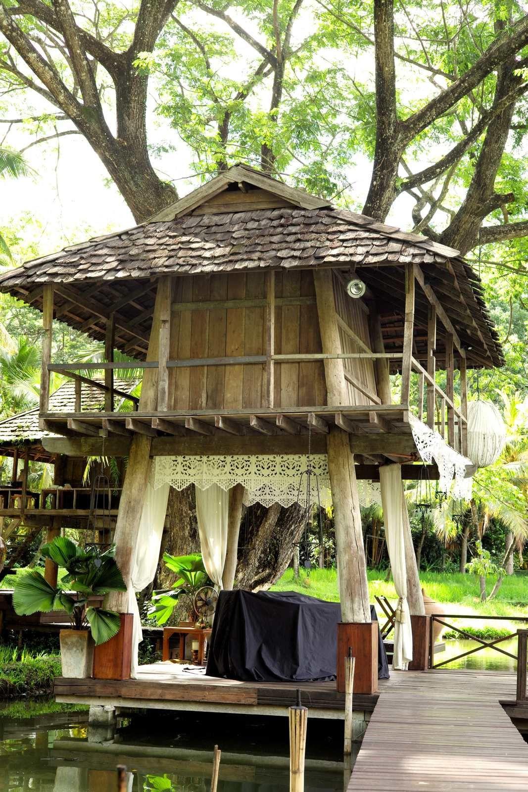 Four Seasons hotel Chiang Mai