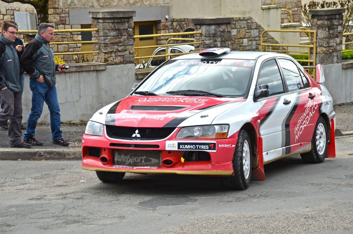 Rallye Terres des Causse 2015