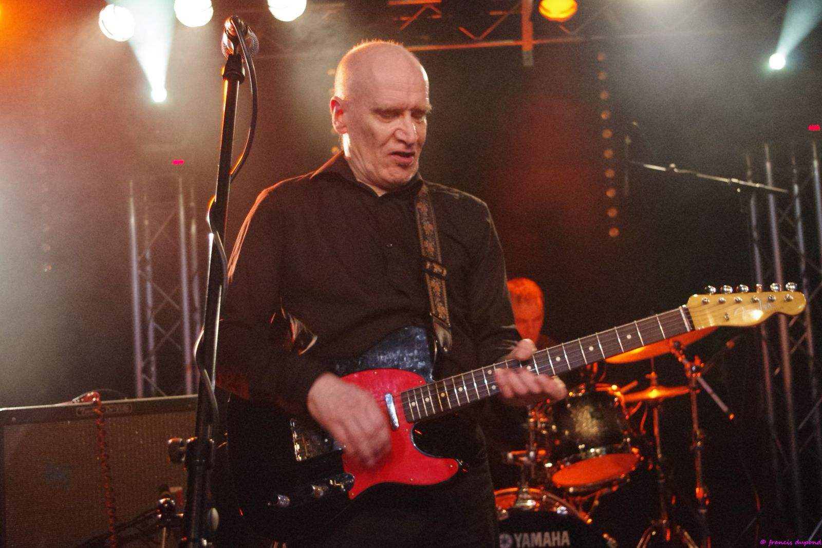 Wilko Johnson - Boîte à Musiques - Wattrelos(59) - 10/02/2013