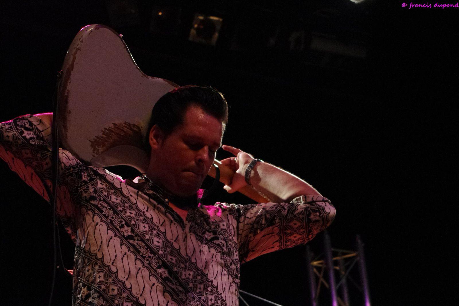Shawn Pittman feat. Sugaray Rayford - 07/02/2013