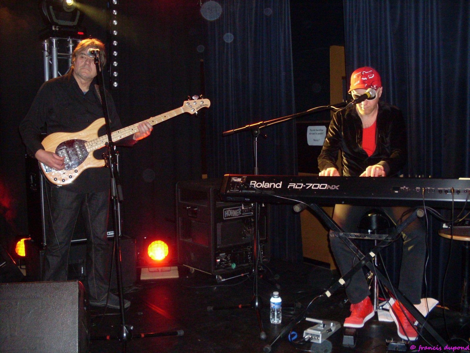 Nina van Horn - Boîte à Musiques, Wattrelos(59) - 07 mars 2013