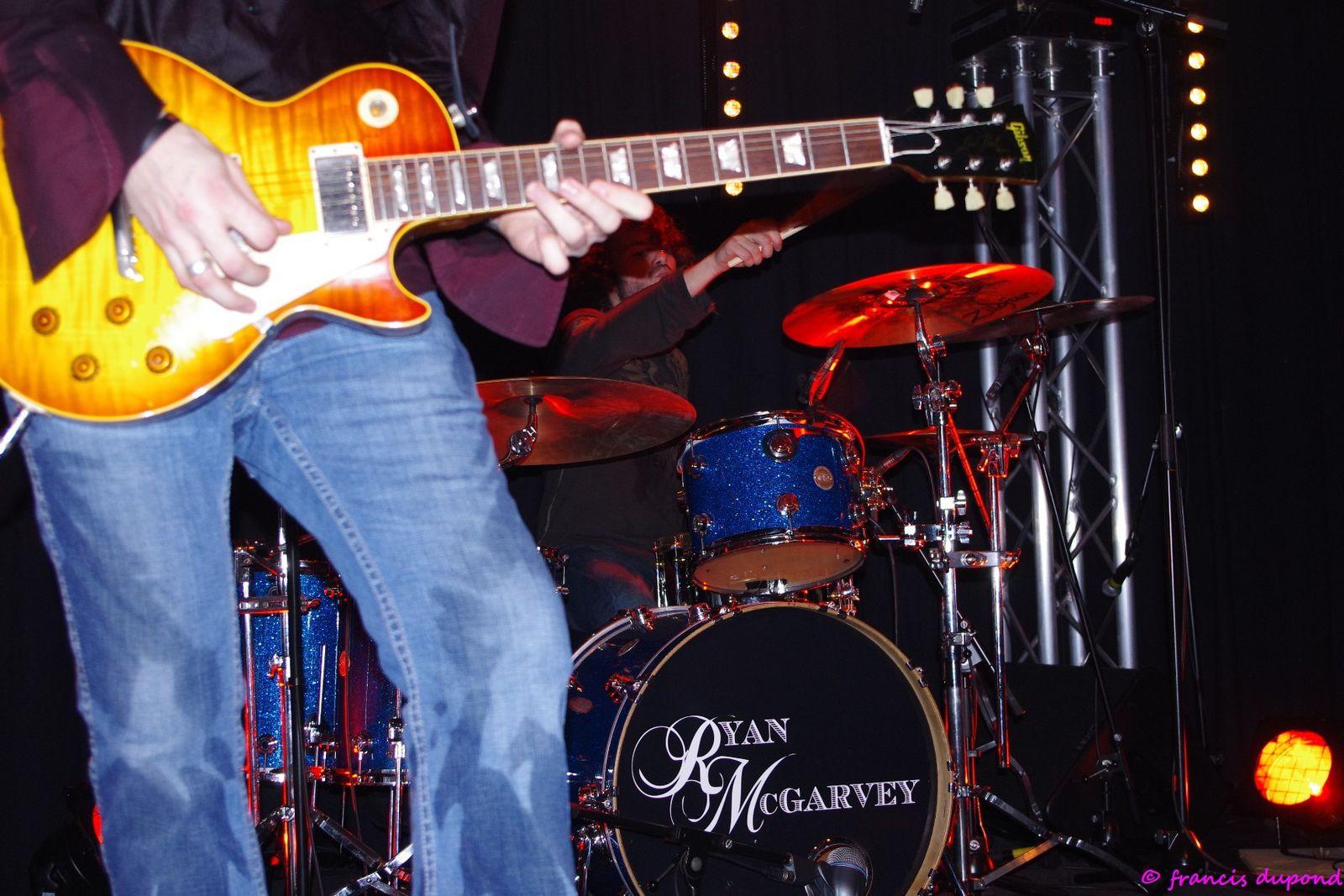 Ryan Mc Garvey - Boîte à Musiques, Wattrelos(59) - 12avril2013