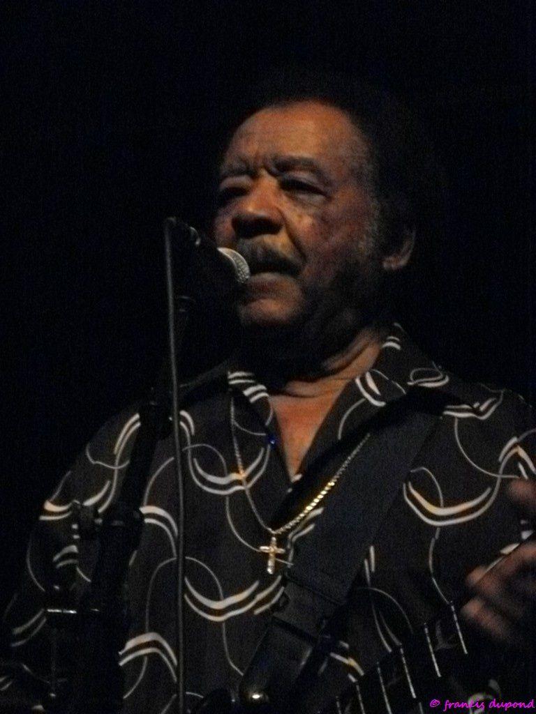 Jimmy Johnson - Toucoing Jazz Club - 17mai2013