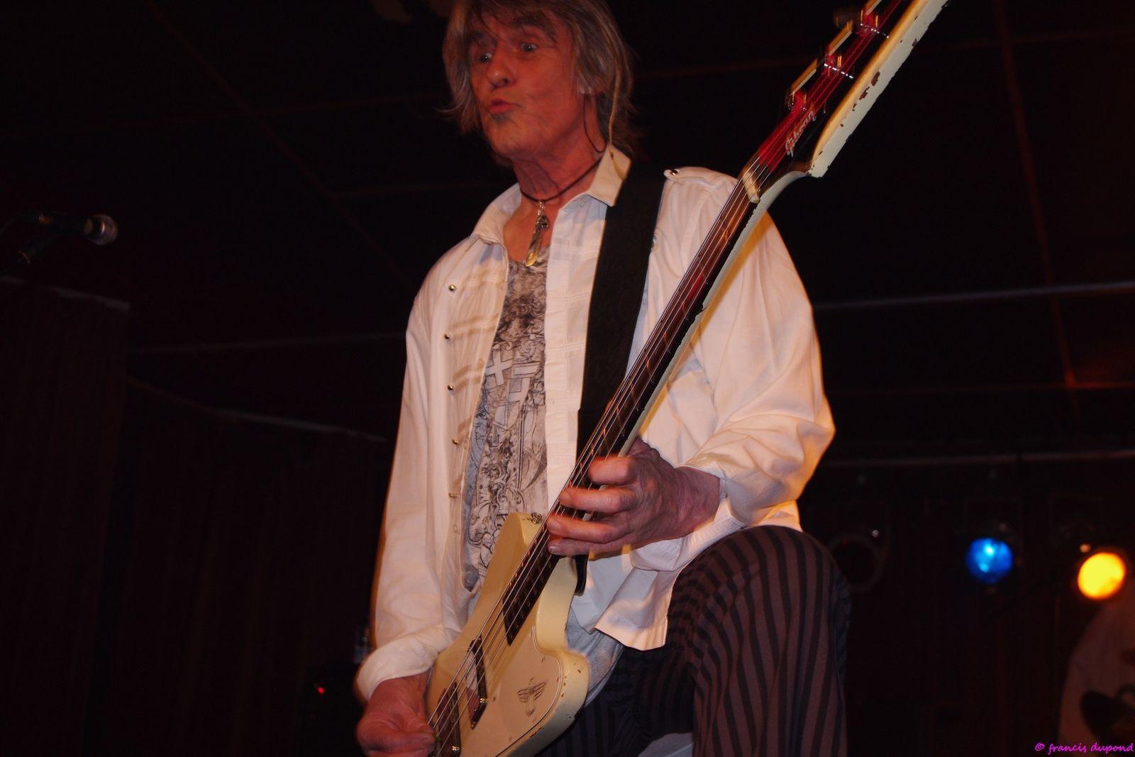 Wishbone Ash (Martin Turner)