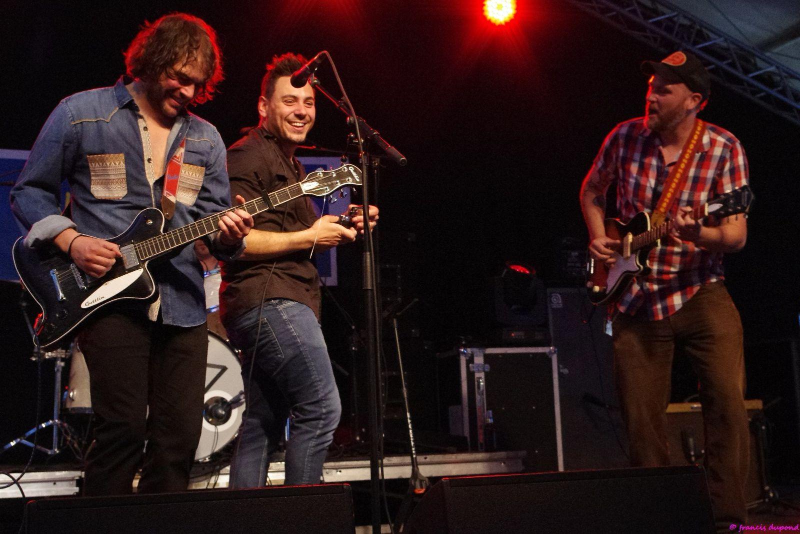 Boogie Beasts - Nuit du Blues 2013 - Charleroi (B)