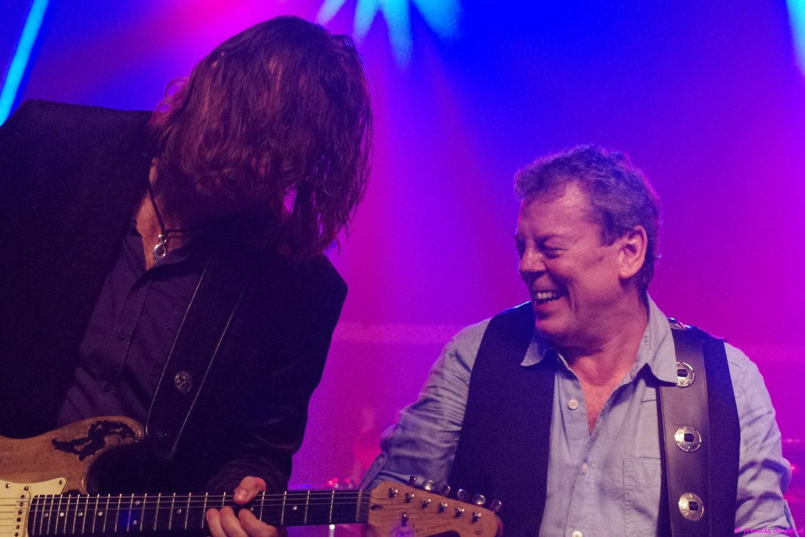 Gerry McAvoy's Band of Friends - Nuit du Blues 2013 - Charleroi (B)