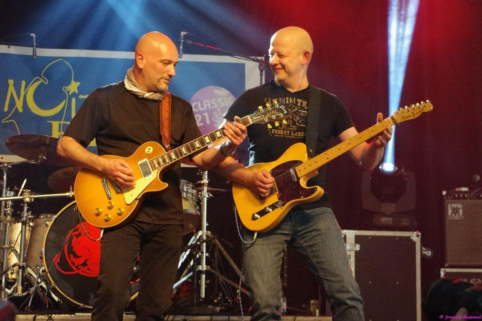 Gallows Pole - Nuit du Blues 2013 - Charleroi (B)