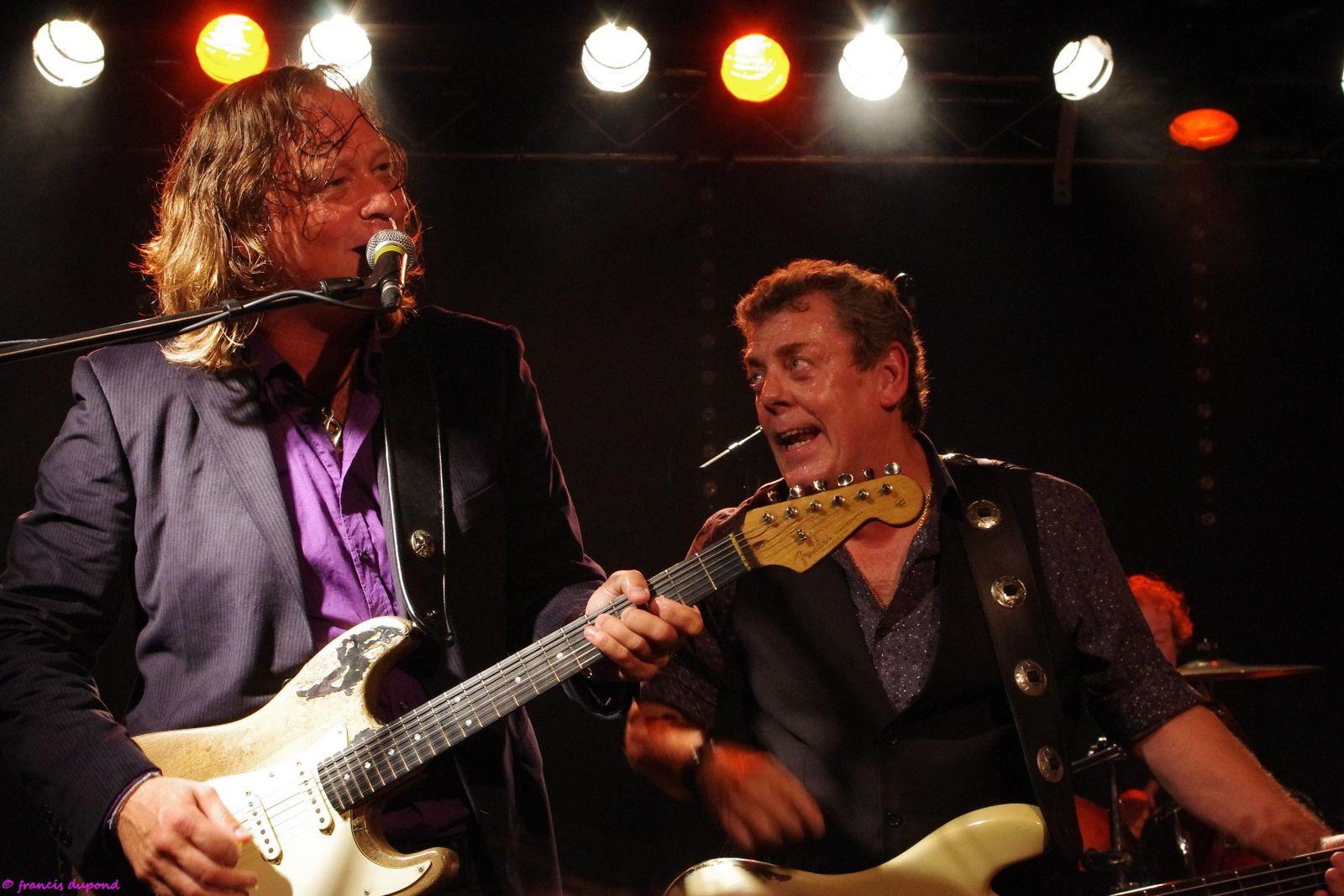 Gerry McAvoy Band of Friends - La Boite à Musiques, Wattrelos(59) - 04octobre2013
