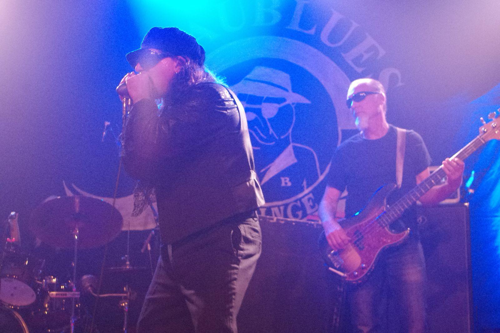 Johnny Mastro & The Mamas Boy's - BlauBlues 2013