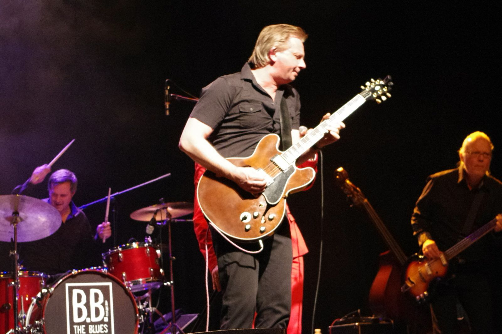BB & The Blues Shacks - 24 janvier 2014 - 7 nights to blues, St André lez Lille (59)
