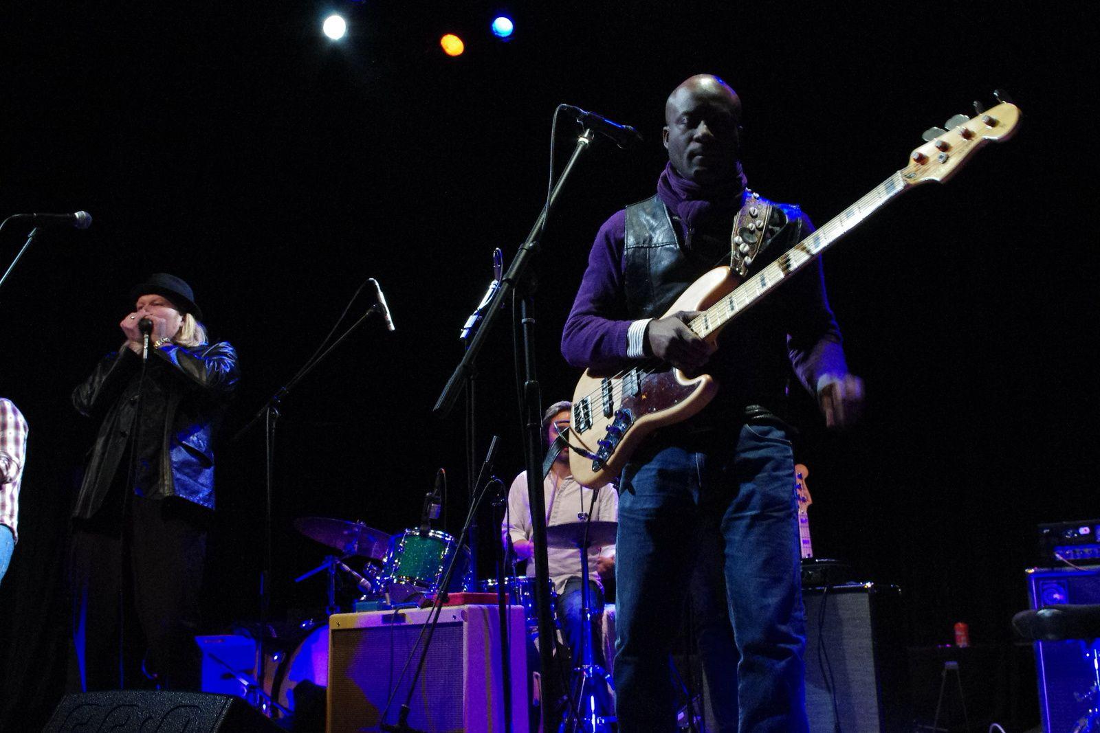 Big Pete's Band - 01 février 2014 - 7 nights to blues, St André lez Lille (59)