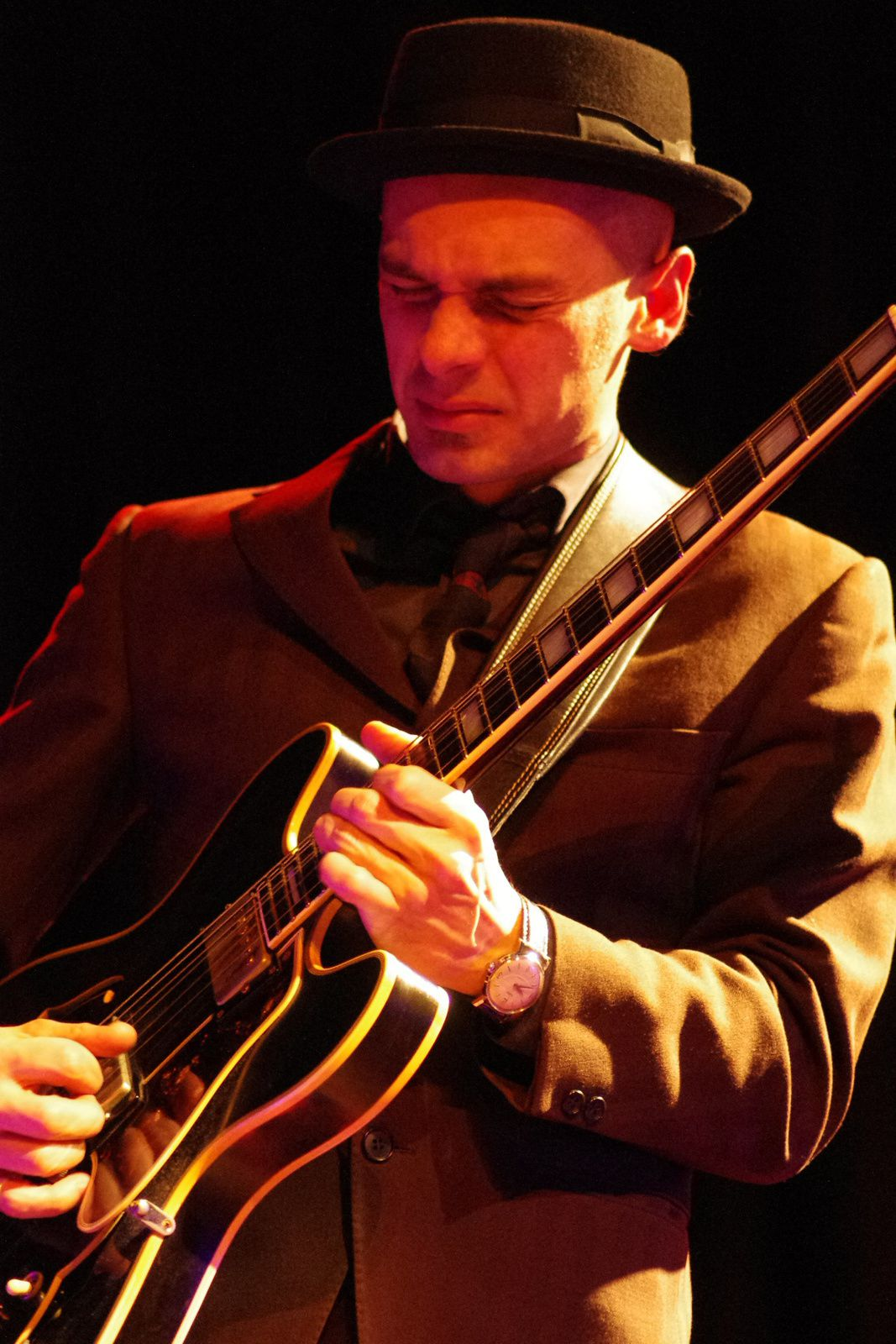 "Egidio ""Juke"" Ingala & the Jacknives - 25 janvier 2014 - 7 nights to blues, St André lez Lille (59)"
