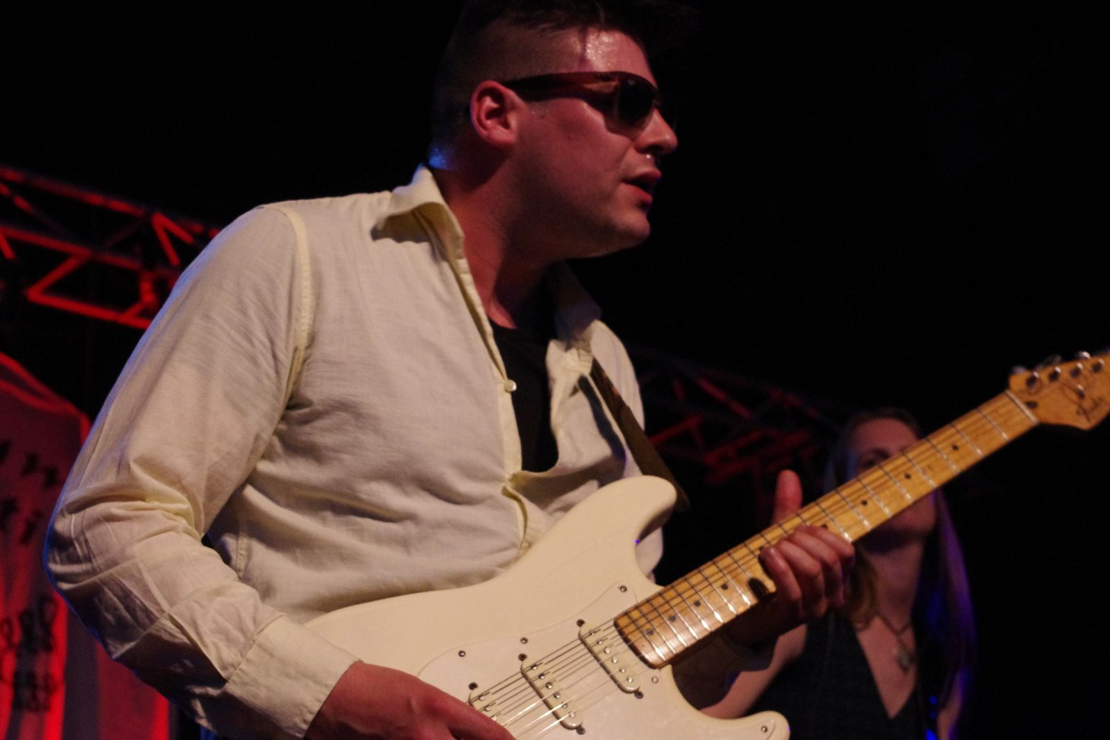 Ryan Lamb & Little Village - 19 avril 2014 - Delirium Blues festival, Lichtervelde (B)