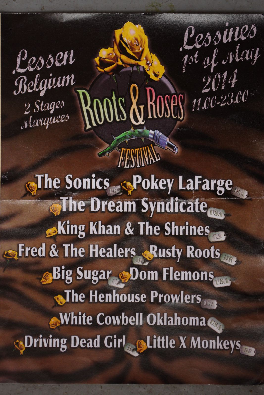 Roots & Roses Festival 2014