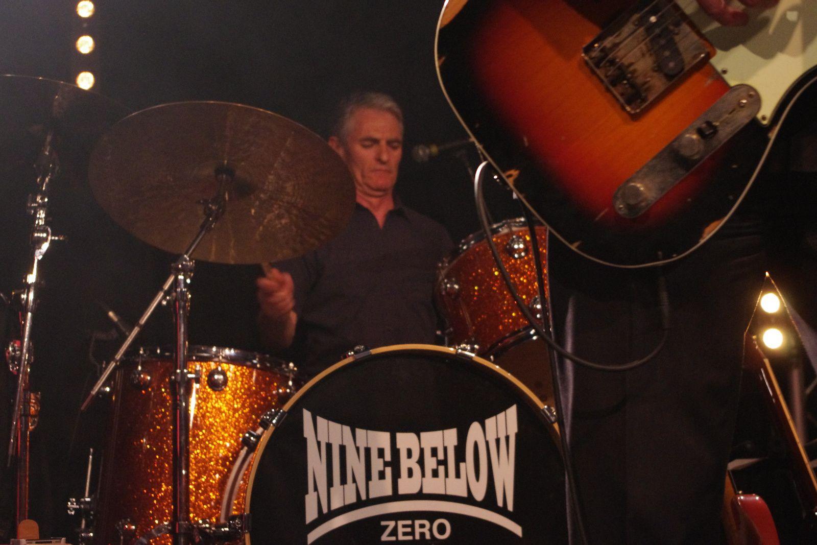 Nine Below Zero - 05 juin 2014 - La Boîte à Musiques, Wattrelos (59)