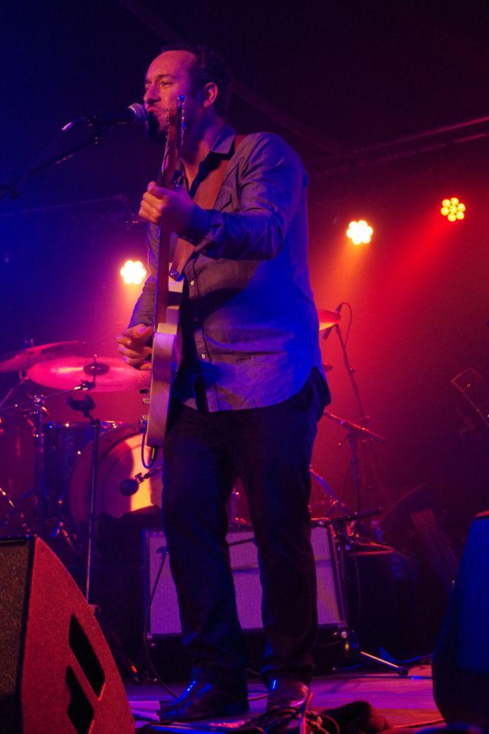 Malted Milk - 17 octobre 2014 - Tourcoing Jazz Festival (59)