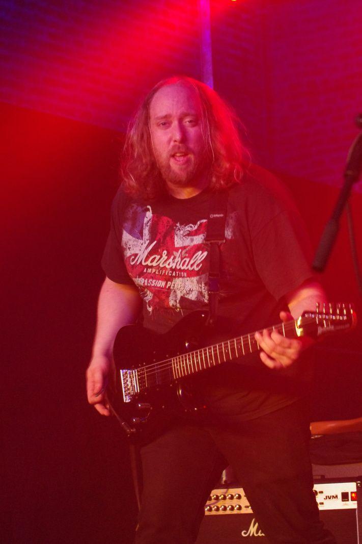 Joost De Lange - 25 octobre 2014 - Zetel Blues, Gullegem (B)