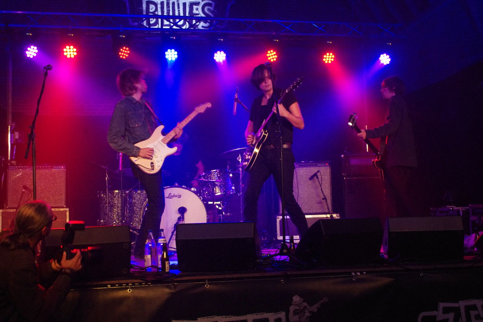 Breaking Levees - 25 octobre 2014 - Zetel Blues, Gullegem (B)