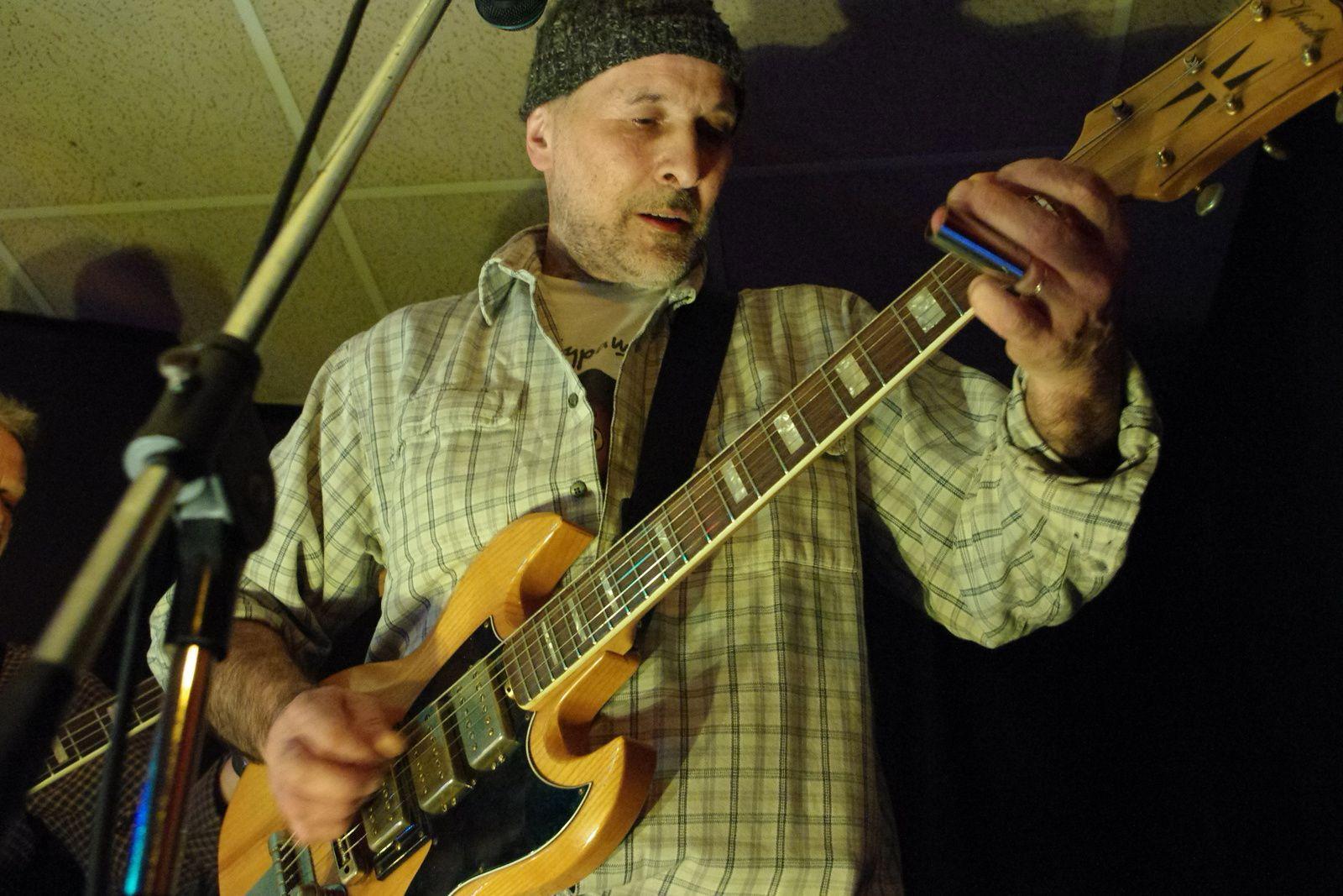 Maxwell Street - 22 novembre 2014 - Steksel Blues, Moorsele (B)