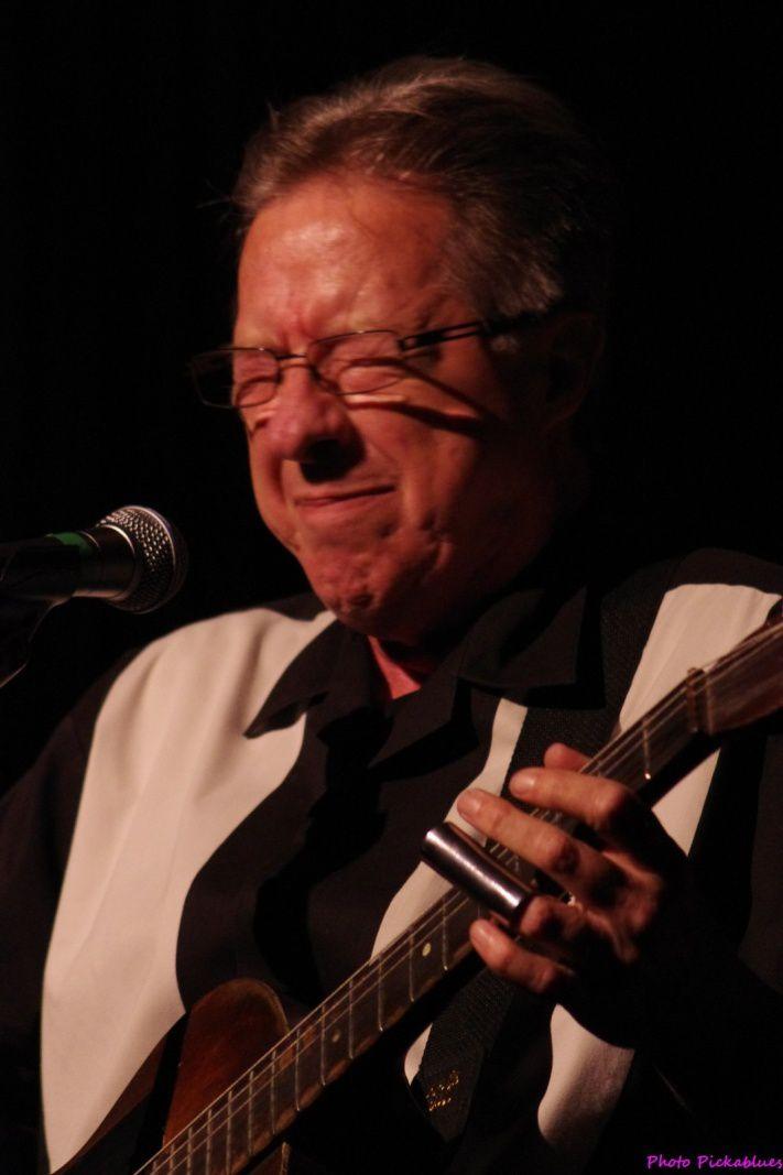 Ron Hacker - 18 mars 2015 - Festival Mars en Blues - La Boite à Musiques, Wattrelos (59)