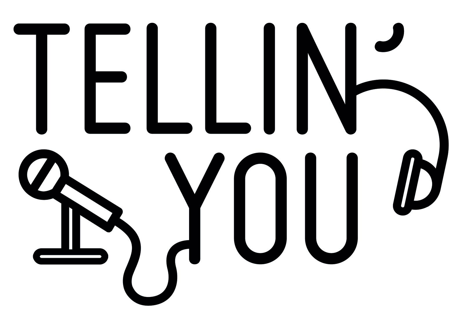 Tellin'You – 09 avril 2015 – RQC 95FM - www.rqc.be