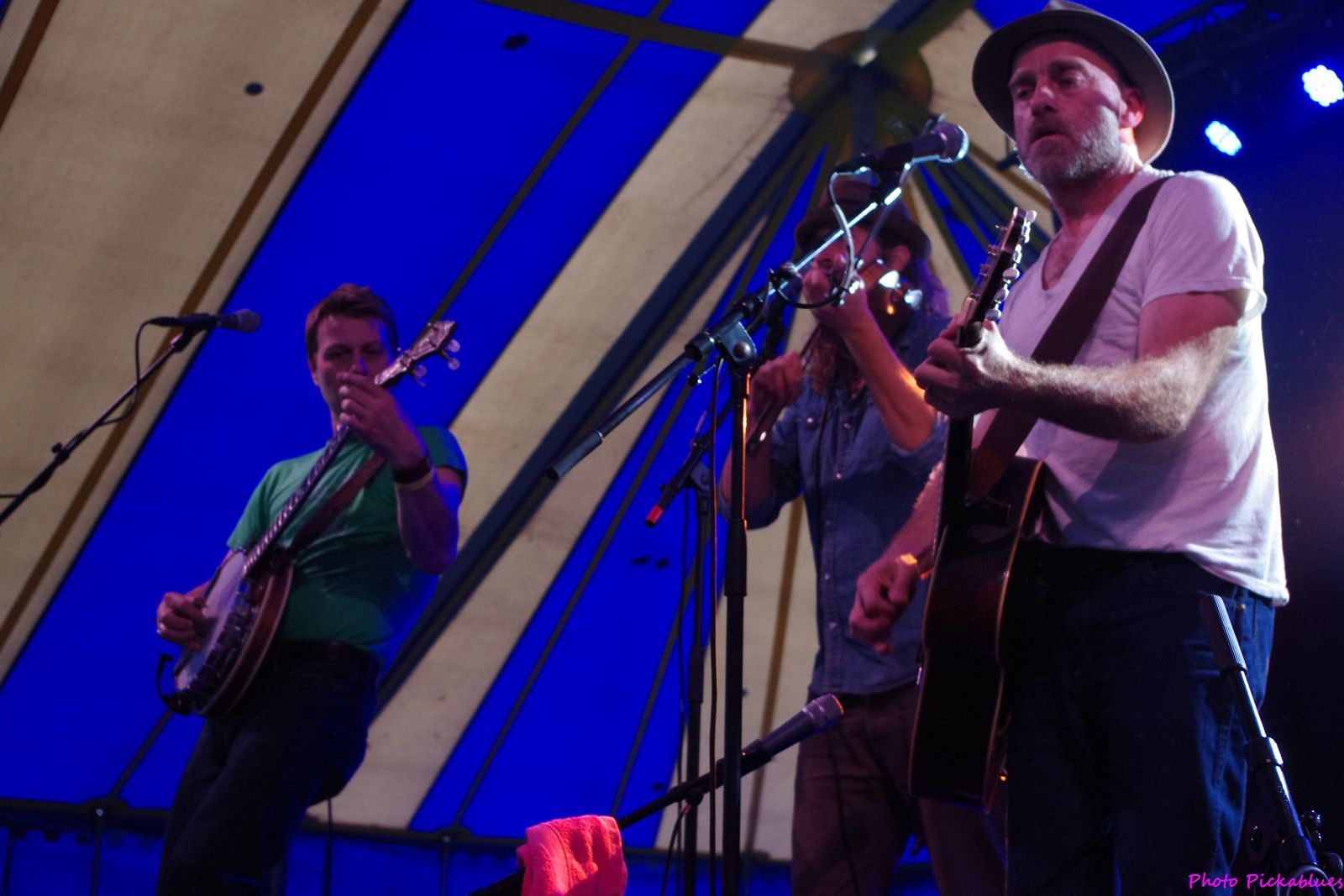 The Hackensaw Boys - 1 mai 2015 - Roots & Roses Festival, Lessines (B)