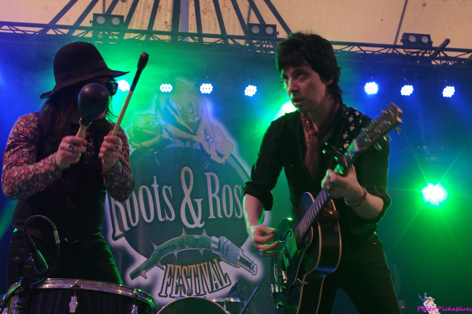 Daddy Long Legs - 1 mai 2015 - Roots & Roses Festival, Lessines (B)