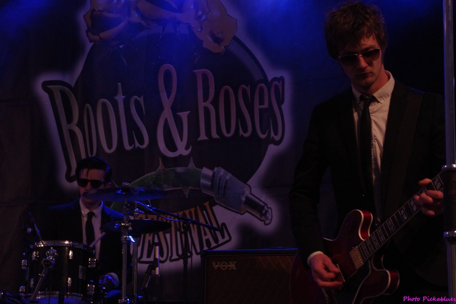 The Computers - 1 mai 2015 - Roots & Roses Festival (B)
