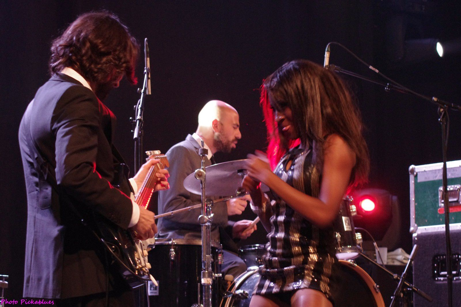 The Excitements - 1 mai 2015 - Roots & Roses Festival, Lessines (B)