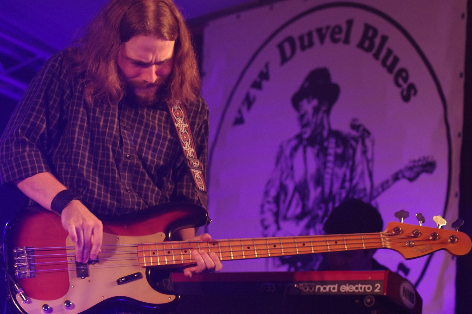 The Nick Moss Band - 29 mai 2015 - Duvel Blues, Puurs (B)