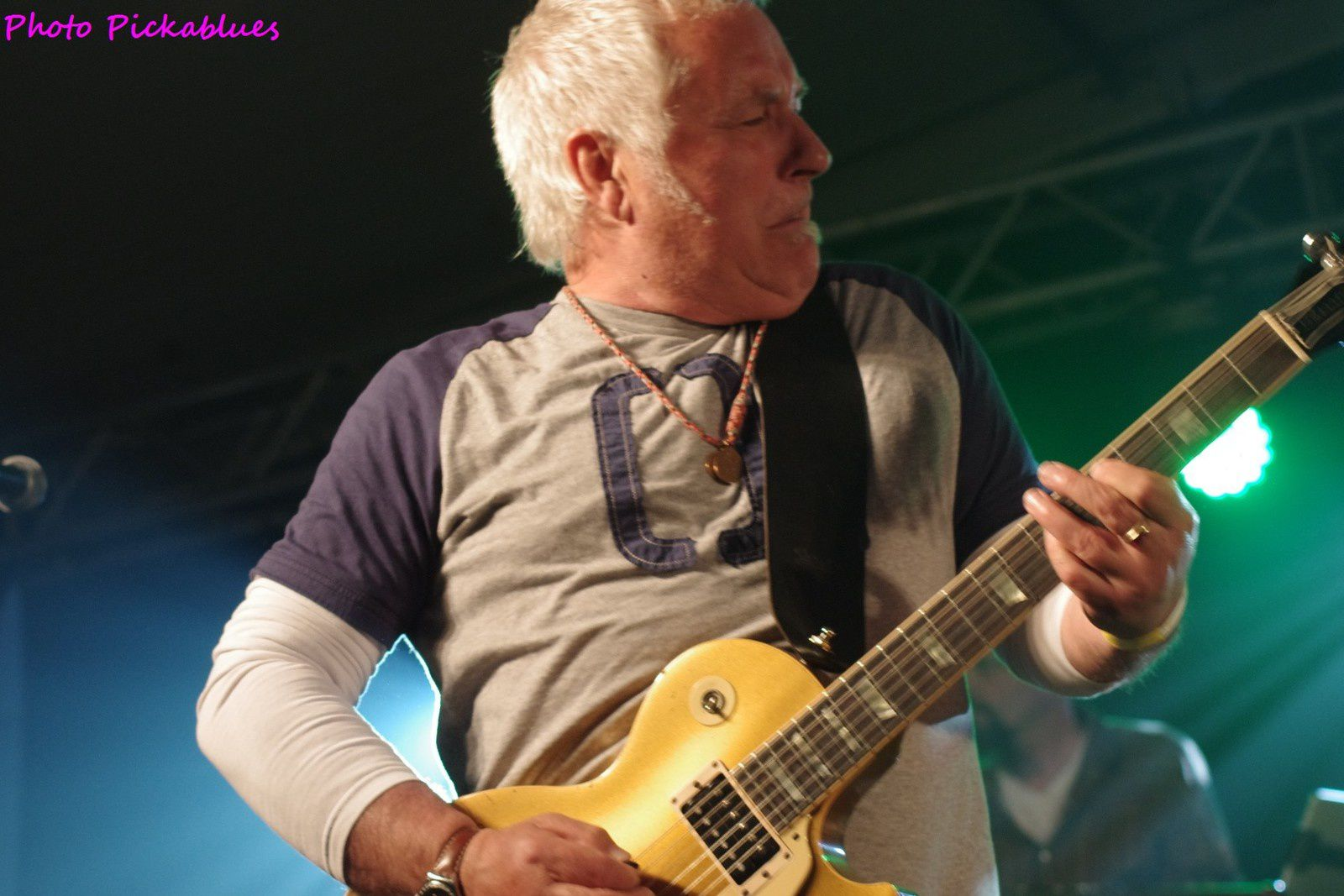 Chris Daniels & The Kings feat J.R Band & Freddy Gowdy - 29 mai 2015 - Duvel Blues, Puurs (B)