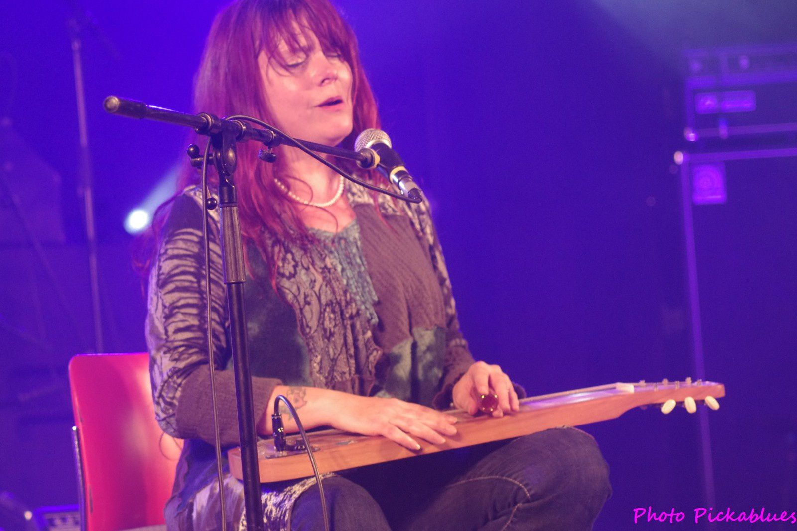 Carolyn Wonderland - 29 mai 2015 - Duvel Blues, Puurs (B)