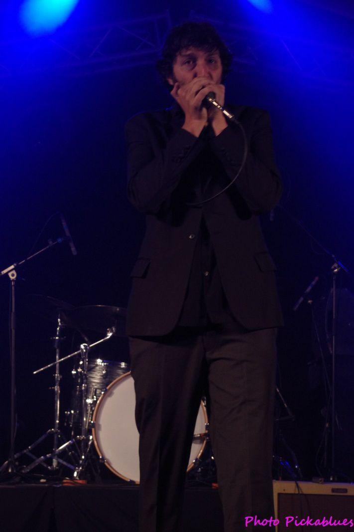 Luca Giordano & Quique Gomez - 29 mai 2015- Duvel Blues, Puurs (B)