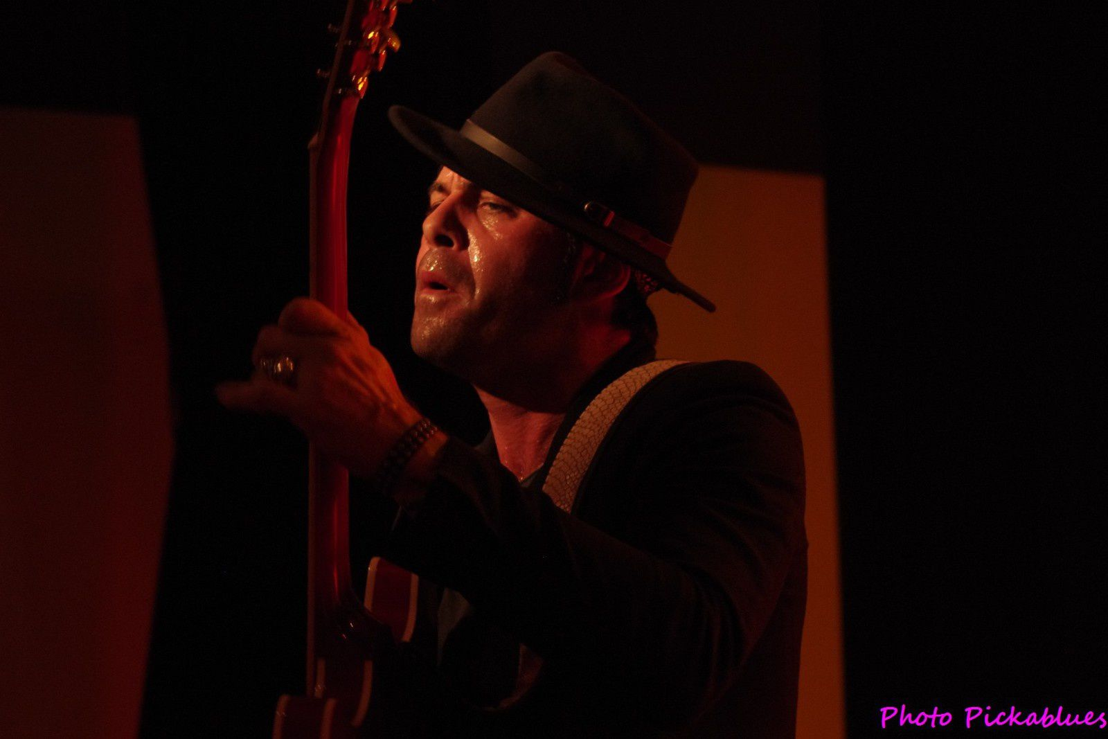 Manu Lanvin & The Devil Blues - 19 septembre 2015 - Sequed'un Soir 4, Sequedin (59)