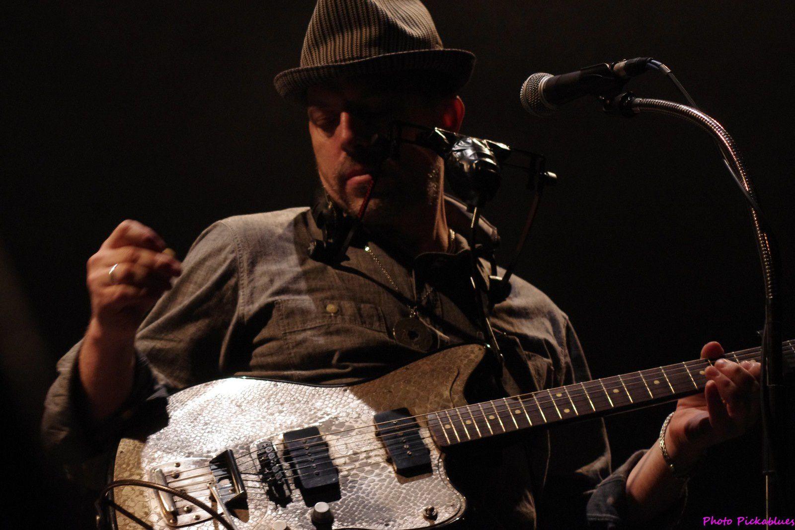 Mr Bo Weavil - 10ème Nuit du Blues de St Saulve