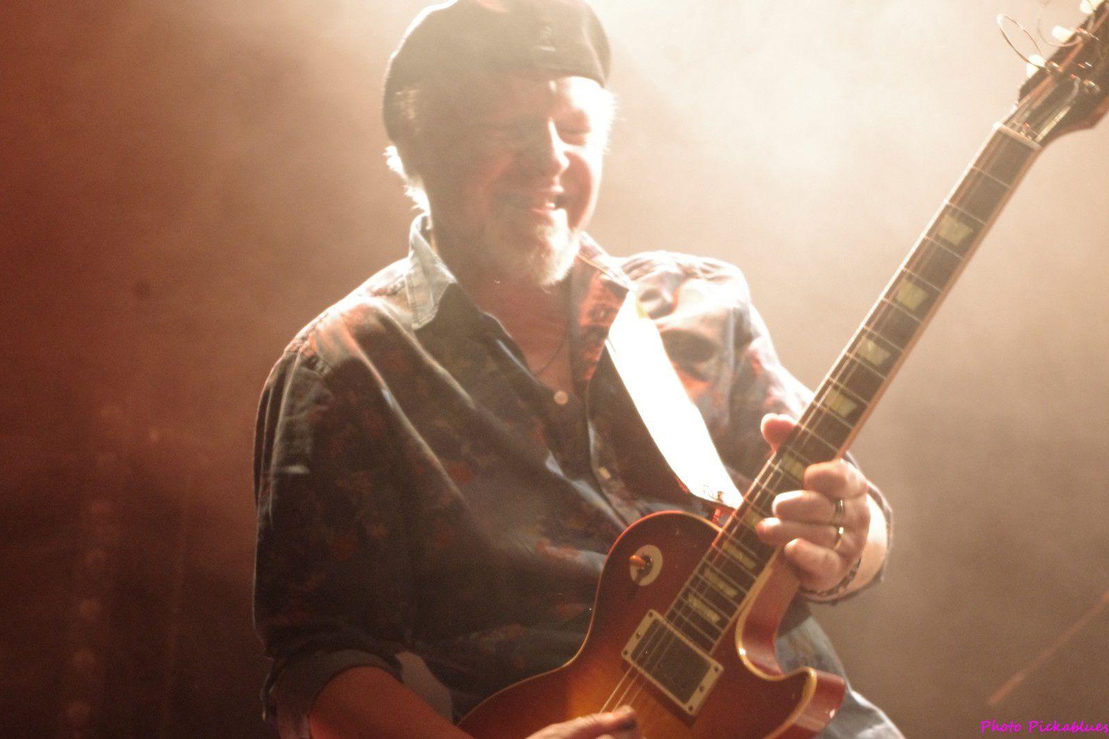 Fred Chapellier & Charlie Fabert - 5 décembre 2015 - 10ème Nuit du Blues, Saint Saulve (59)