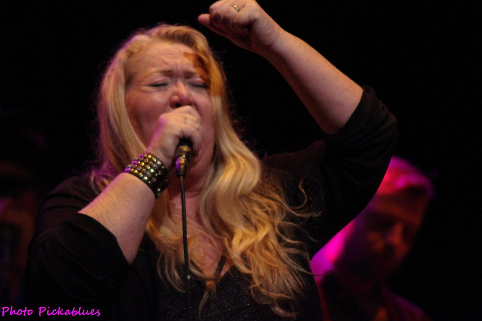 Deb Ryder & Alex Schultz - 30 janvier 2016 - Seven Nights to Blues, St André lez Lille (59)