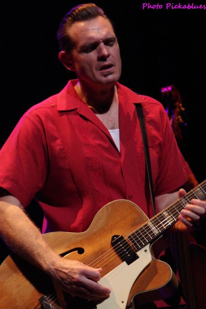 Doug Deming & The Jewel Tones feat. Dennis Gruenling - 05 février 2016 - Seven nights to blues 2016, St André lez Lille (59)