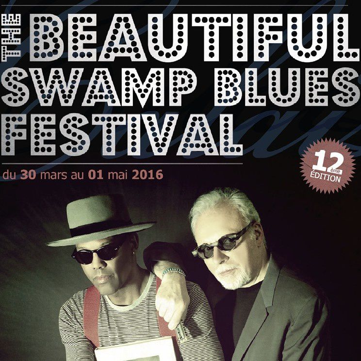 Playlist & podcast Tellin'You – 24 mars 2016 – « Beautiful Swamp festival & Delirium Blues Festival » RQC95FM – www.rqc.be