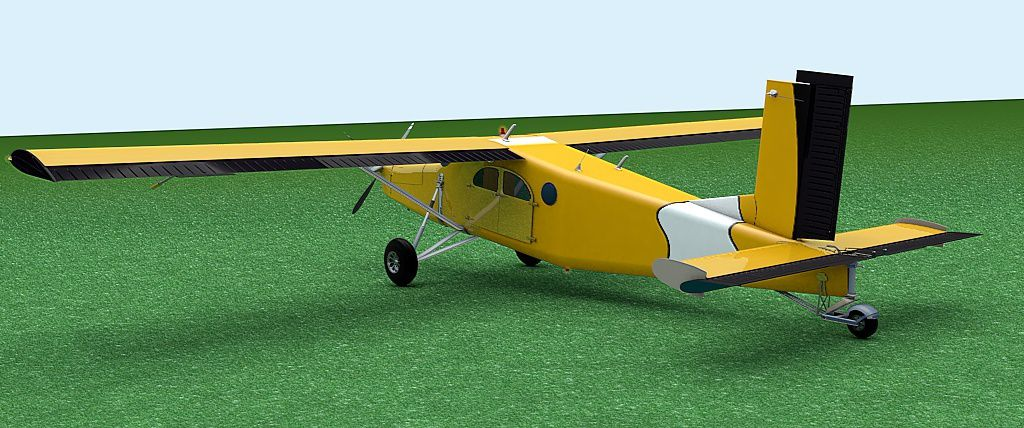 These are some WiP's, featuring the PT6A-27 Free Turbine, in early stage of development, you can actually see the prop governor, Bêta lever, RGB Static Pressure Port, the Np gauge ( showing the Prop speed in percent of max RPM, 100% is 2200 RPM )