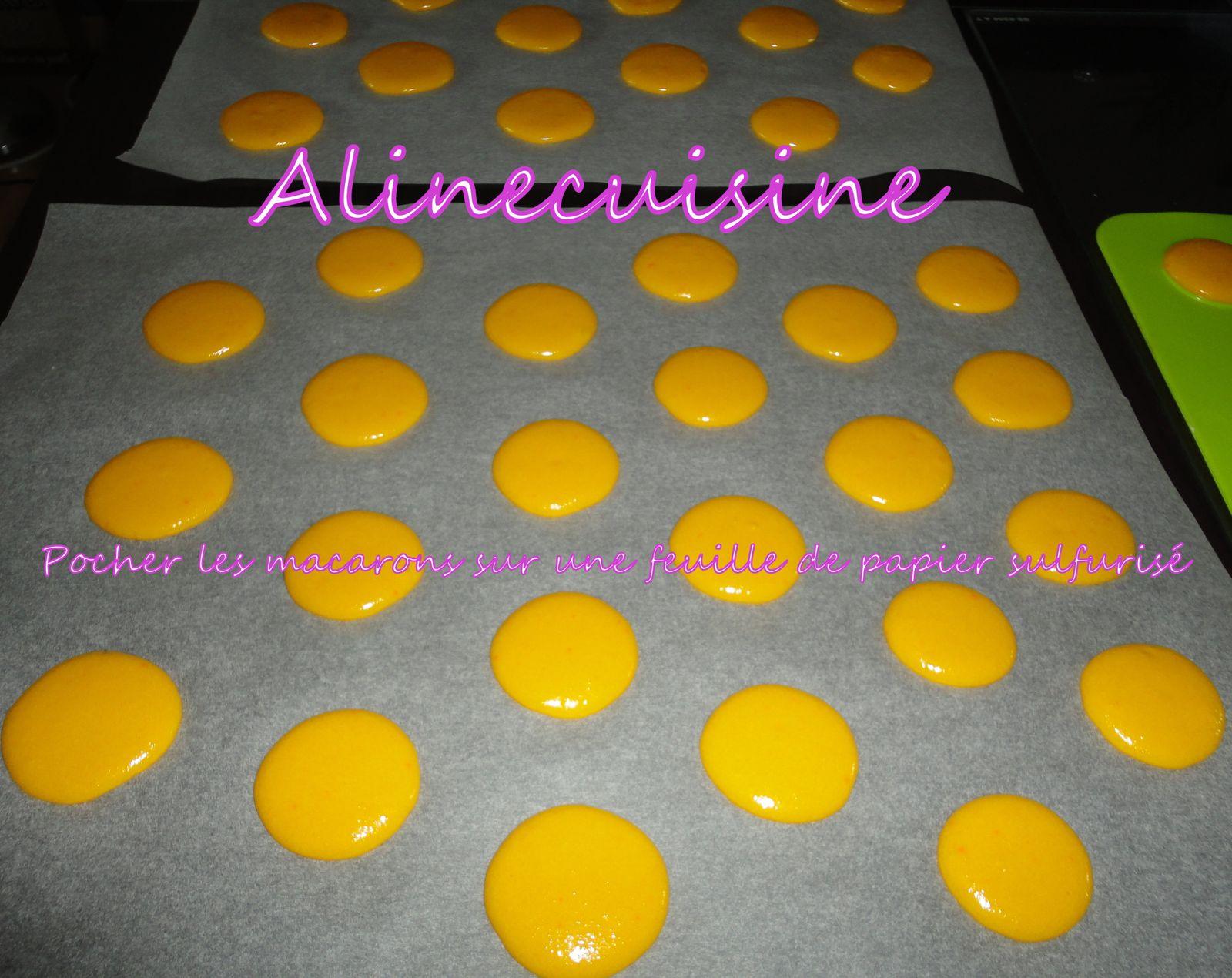 Recette de Macarons en photos