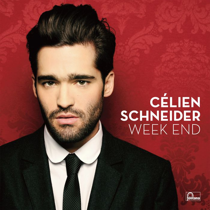 "Célien Schneider : le single ""Weekend"" avant l'album le 4 mars."