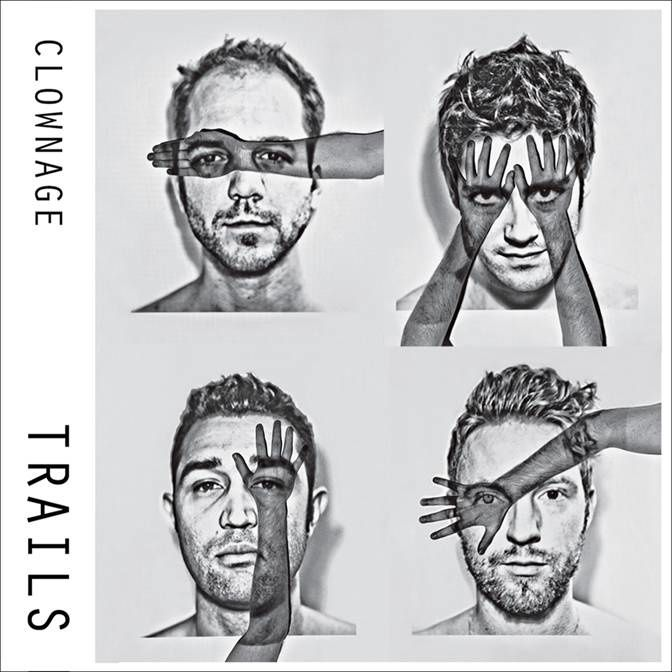 Clownage, Nouvel album 'Trails'. Sortie le 29 avril chez Wheelnoiseproduction/Codaex/Believe.