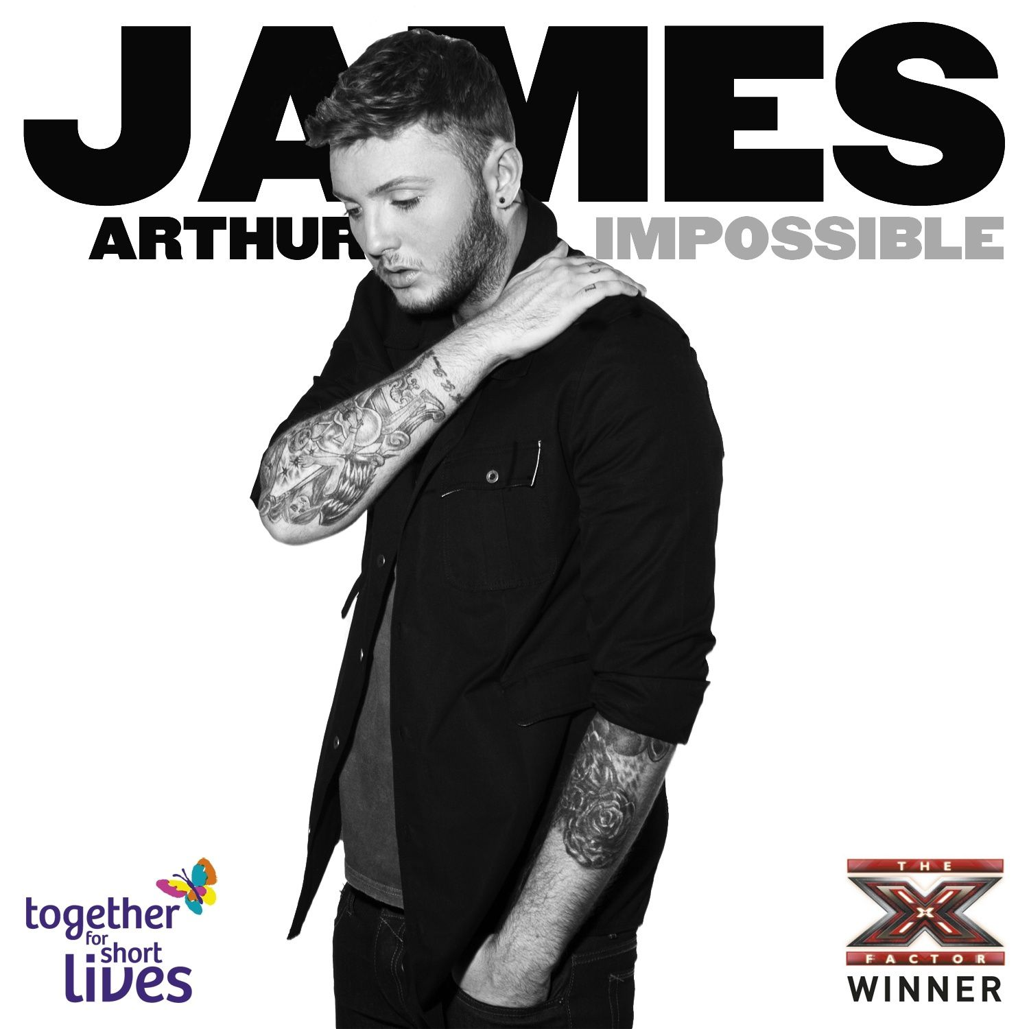 James Arthur, de passage en France le 28 juin.
