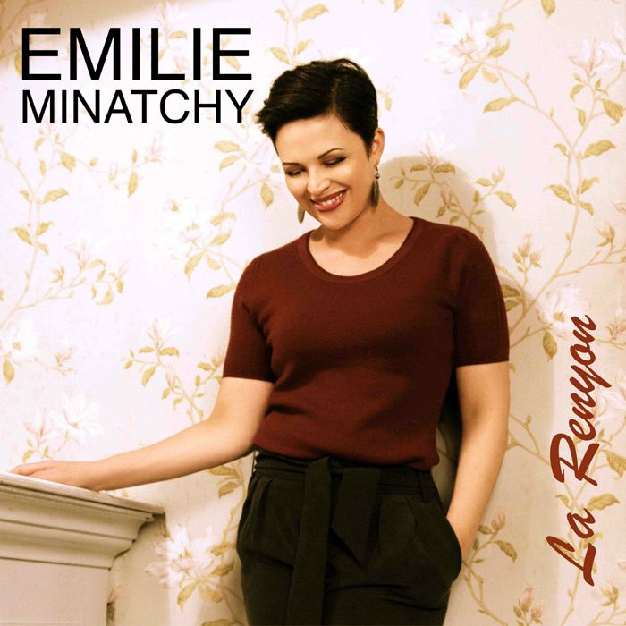 "Nouveau Single d'Emilie Minatchy ""La Renyon"" disponible sur iTunes: http://bit.ly/12wRaOx"